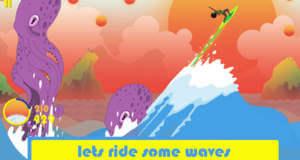 Sonic Surfer: euer Highscore hängt von Geschick und Krach ab