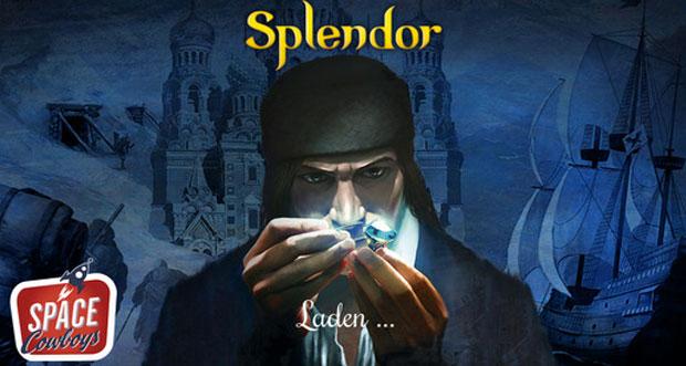 "Strategie-Kartenspiel ""Splendor"" günstig wie nie laden"