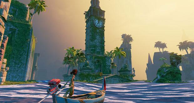 """Adventure """"Submerged"""" von Uppercut Games günstig wie nie"""