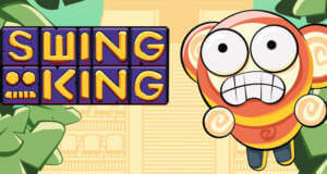 "One-Touch-Puzzle ""Swing King and the Temple of Bling"" schwingt in den AppStore"