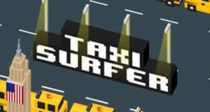 Taxi Surfer: von Taxi zu Taxi zum Highscore springen