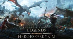 """Strategie-Kartenspiel """"The Elder Scrolls: Legends"""" erhält """"Heroes of Skyrim""""-Erweiterung"""