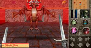 The Quest – Thor's Hammer: Old-School-RPG neu für iOS
