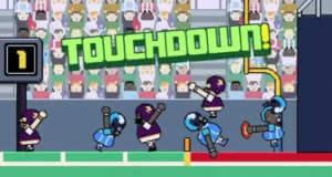 Touchdowners: dieses verrückte Footballspiel macht echt Laune