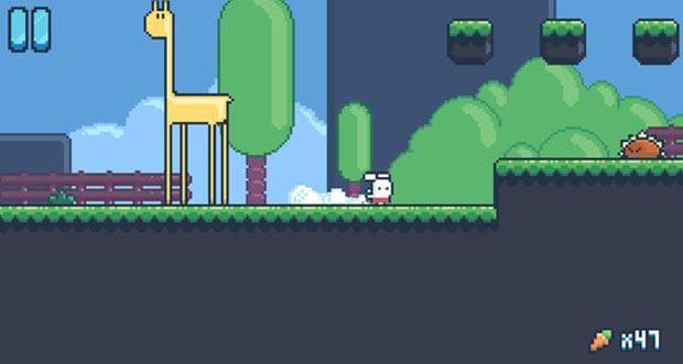 """""""Yeah Bunny!"""" ist ein putziger Auto-Runner-Plattformer neu für iOS"""