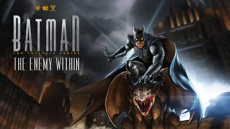 Batman: The Enemy Within - The Telltale Series iOS