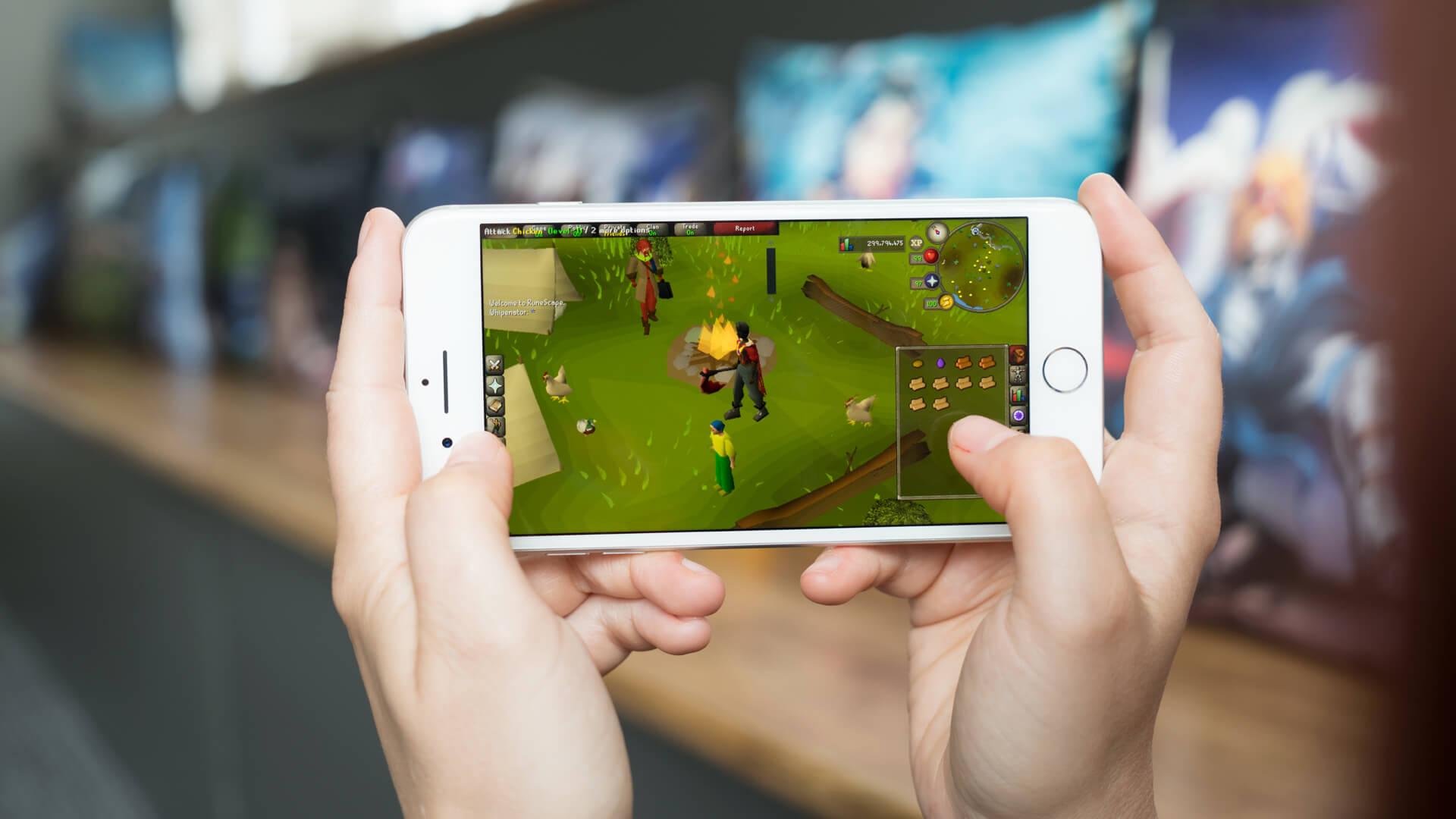 RuneScape iOS