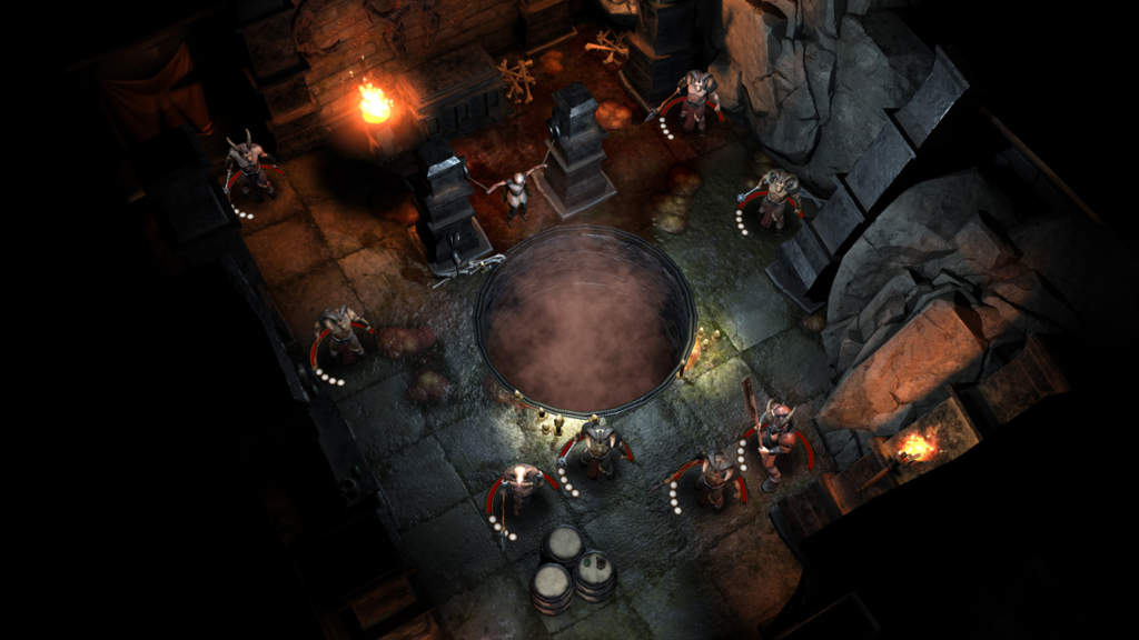Warhammer Quest 2: The End Times iOS