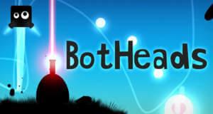"""Schafft ihr die 100 Prozent im neuen iOS-Spiel """"BotHeads""""?"""