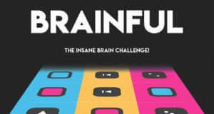 Brainful: dieses Gehirntraining erfordert volle Konzentration