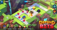 defend the bits ios tower defense