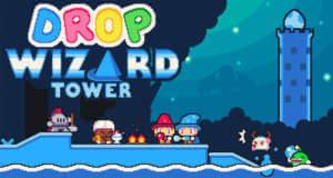 """""""Drop Wizard Tower"""" von Nitrome: großes Abenteuer für einen kleinen Zauberer"""
