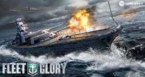 Fleet Glory: neues Flotten-MMO im Weltkriegssetting