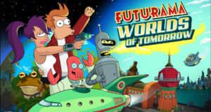 Futurama: Worlds of Tomorrow – kostenloses Aufbauspiel mit den Futurama-Figuren