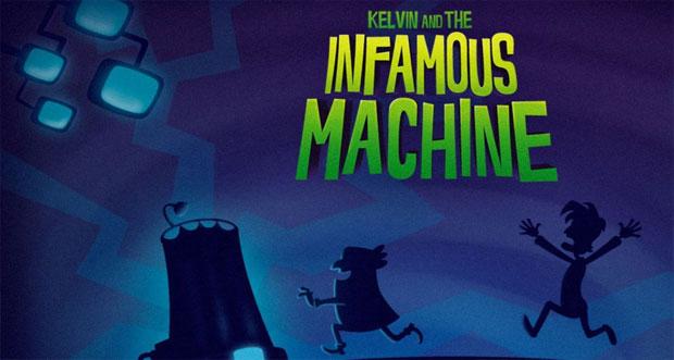 """Point-and-Click-Adventure """"Infamous Machine"""" günstig wie nie"""
