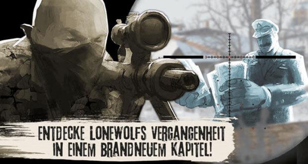 """Sniper-Adventure """"Lonewolf"""" erhält neues Kapitel & weitere Neuerungen"""