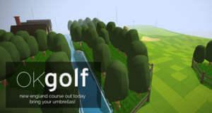 """""""OK Golf"""" erhält nächsten neuen Golfkurs """"Oakford Woods"""" & Apple-TV-Support"""