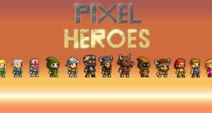 """Pixel Heroes: neuer Plattformer rennt auf den Spuren von """"Mr Jump"""""""