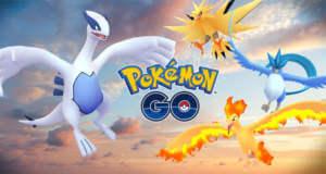 Pokémon GO: die ersten 2 legendären Pokémons sind da