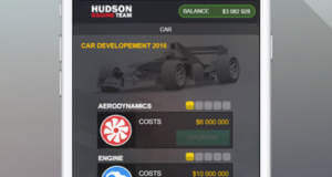 "Racing GM: neuer Rennsport-Manager fordert ""Motorsport Manager Mobile 2"" heraus"