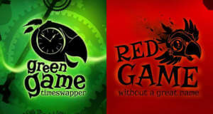 """Red Game Without A Great Name"" & ""Green Game TimeSwapper"" erstmals reduziert"