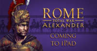 rome total war alexander ipad ankuendigung