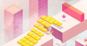 Sky Wave: neues Endlos-Spiel von Nanovation mit wachsendem Charakter