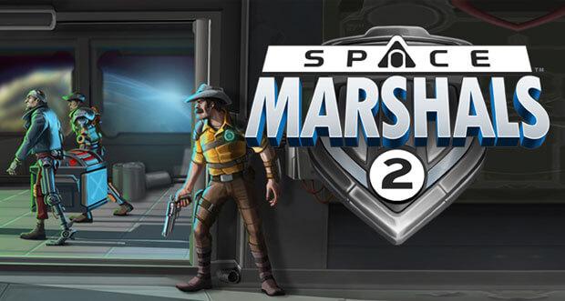 """Strategie-Shooter """"Space Marshals 2"""" zum Schnäppchenpreis laden"""