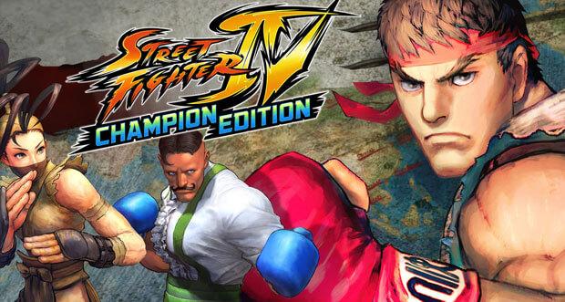 """""""Street Fighter IV Champion Edition"""" prügelt sich in den AppStore"""