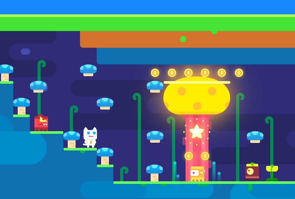 Super Phantom Cat 2 iOS