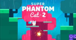 """Jump & Run """"Super Phantom Cat 2"""" erscheint im August für iOS"""