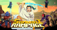 super-samurai-rampage-ios-highscore-action