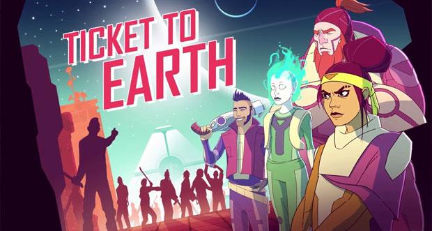 "Tolles Puzzle-RPG ""Ticket to Earth"" günstig wie nie laden"