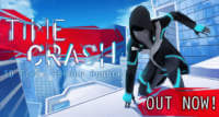 time crash ios 3d runner