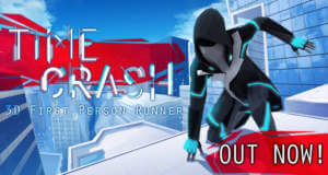 "Time Crash: neuer 3D-Runner erinnert an ""Mirror's Edge"""