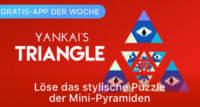 yankais triangle gratis app der woche