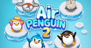 AirPenguin2: mit einem Pinguin per Neigungssteuerung übers Eis hüpfen