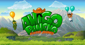 Amigo Pancho 2: Puzzle Journey – Nachfolger des erfolgreichen Physik-Puzzles neu für iOS