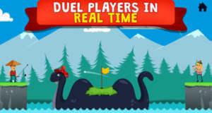 Battle Golf Online: unterhaltsame Golf-Duelle nun auch online spielen