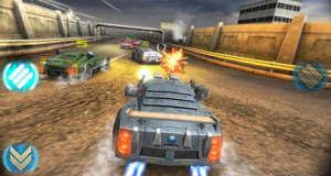 """Combat-Racer """"Battle Riders"""" zum halben Preis laden"""
