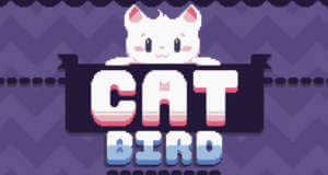 """""""Cat Bird!"""" ist ein toller Plattformer mit einer fliegenden Katze"""