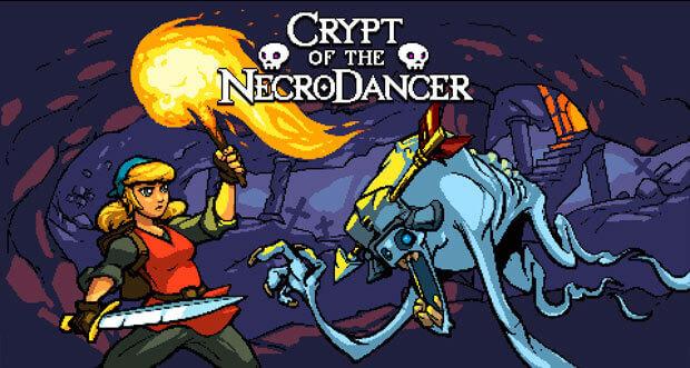 """Dungeon Crawler """"Crypt of the NecroDancer"""" auf 2,29€ reduziert"""