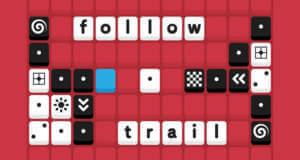 follow.trail: folgt dem richtigen Pfad in diesem neuen Premium-Puzzle