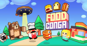 Food Conga: in diesem Highscore-Game dreht sich alles um Fast-Food