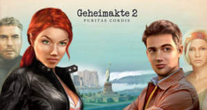 """Geheimakte 2: Puritas Cordis"" im Test: ein grandioses Point-and-Click-Adventure"