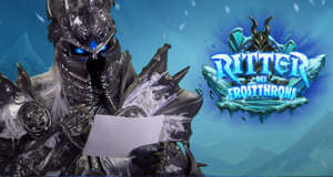 """Hearthstone: neue Erweiterung """"Ritter des Frostthrons"""" ist jetzt verfügbar"""