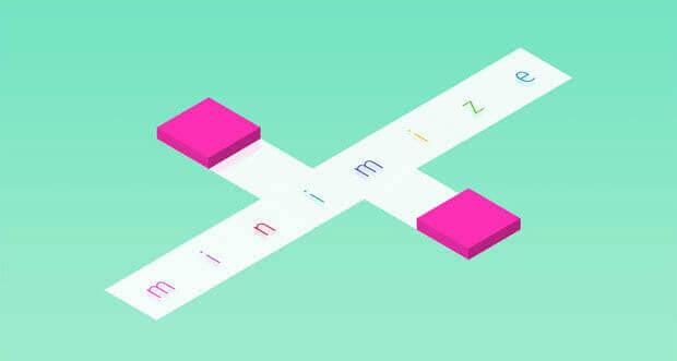 "Puzzle ""minimize"" erstmals für lau auf iPhone, iPad & Apple TV laden"