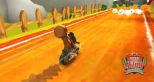 Nitro Chimp Grand Prix: tierischer Fun-Racer neu für iOS