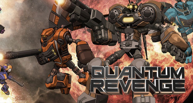 "Mech-Space-Shooter ""Quantum Revenge"" erstmals kostenlos laden"