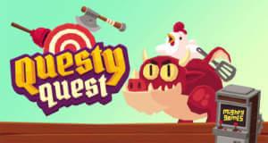 Questy Quest: Tapps timen, um zahllose Monster zu besiegen